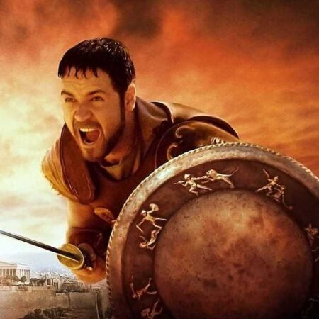 Gladiator di Ridley Scott (2000)