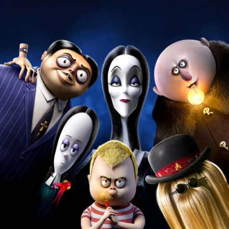 The Addams Family di Greg Tierman e Conrad Vernon (2019)