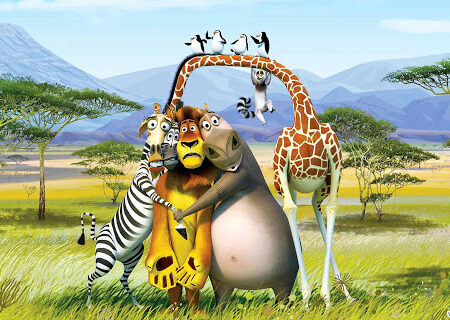 Madagascar di Eric Darnel e Tom McGrath (2005)